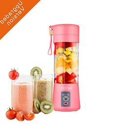 Portable blender Personal 6 Blades Juicer Cup Household Frui