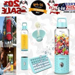 Portable Blender, Popbabies Personal Blender, Smoothie Blend