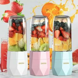 Portable Blender Personal Juicer USB Rechargeable Smoothie M