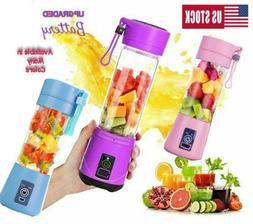 Portable Blender, Smoothie Juicer Cup - Blender for Personal
