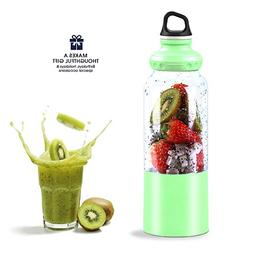 Portable Blender 350mL USB Juicer Cup, Fruit Mixing Machine,