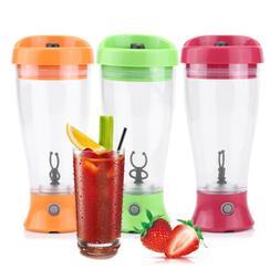 Portable Electric Mini Blender Fruit Juicer Coffee Milk Mixe