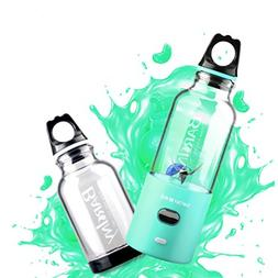Portable Juicer Blender, Barsny Travel Personal USB Mixer Ju