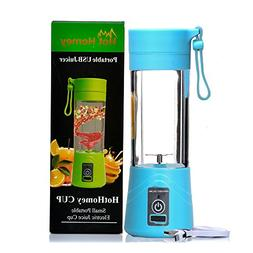 Hot Homey Portable Rechargeable USB Juicer Cup - Water Bottl