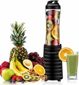 Personal Smoothie Blender Portable Juicer Mixer 18 oz Travel