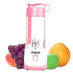 Portable USB Juicer Cup, Rechargeable Mini Vegetable Fruit J