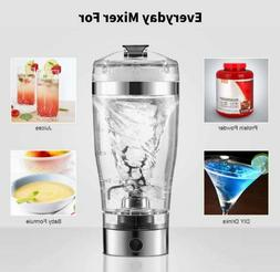 Portable Vortex Mixer USB Charged Blender Protein Shaker Cup