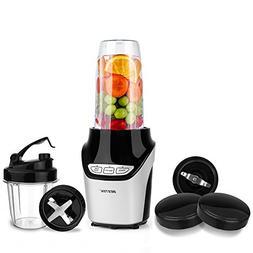 BESTEK 1000 Watts Nutri Power Blender Mixer High-Speed Food