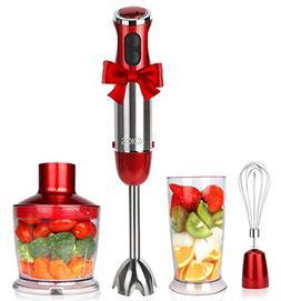 KOIOS Powerful 500 Watt Hand Stick Blender 500ml Food Proces
