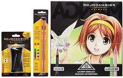 Prismacolor Premier Colored Pencil and Accessory Set, Set of