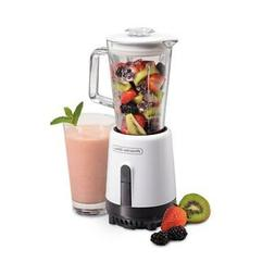 Proctor Silex 20 Oz. Single Speed White Compact Blender With