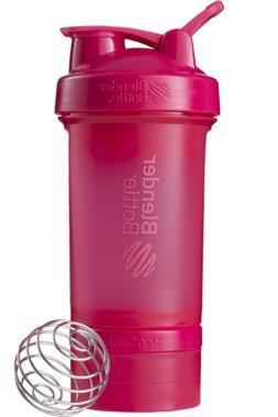 Blender Bottle ProStak 22 oz. Shaker with Loop Top - Pink