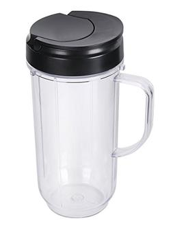 Yesurprise Tall 22oz Replacement Part Cup Mug with handle fo