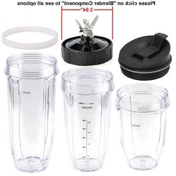 Replacement,Compatible Nutri Ninja Auto IQ Blenders,Blade,Cu