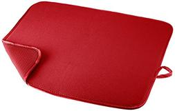 Cuisinart Reversible Dish Drying Mat, Red