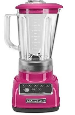 KitchenAid RKSB1570CB 5-Speed Blender with 56-Ounce BPA-Free