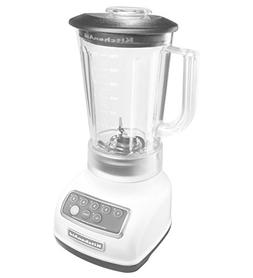 KitchenAid RKSB1570WH 5-Speed Blender with 56-Ounce BPA-Free