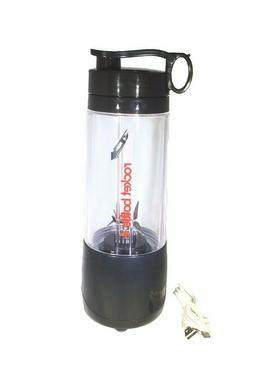 Rocket Bottle Plus Portable Rechargeable Blender Crushes Ice