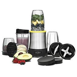 Bella Rocket Extract Pro, Black/Stainless Steel 3 solid lids