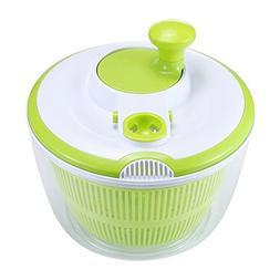 Boshiho Salad Spinner Vegetable Cleaner Drainer Colander Pla