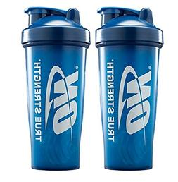 Optimum Nutrition Blender Bottle Brand Shaker Cup Value Pack