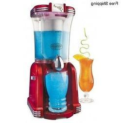 Giantex Slush Drink Maker Retro Machine Blender Ice Slushie