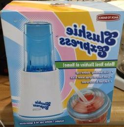 Back to Basics Slushie Express NEW IN THE BOX - mini blender
