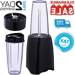 Small Blender Single Serve Personal For Shakes Smoothies To