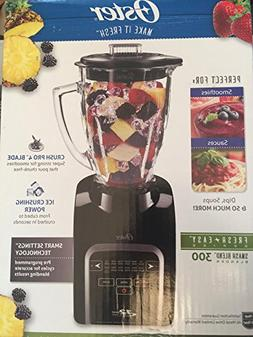 Oster Smash Blend 300 Blender with Glass Jar - Black