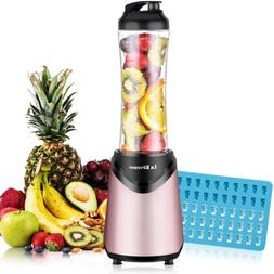 Smoothie Blender 300 Watts with 18 oz BPA Free Portable