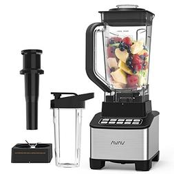 VAVA Professional Countertop Blender, 1200W Electric Smoothi