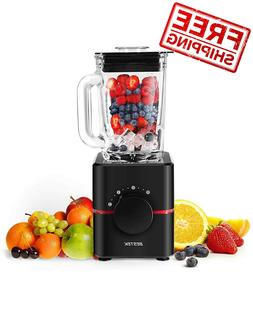 BESTEK Smoothie Blender 550W All-in-one Countertop  Food Pro