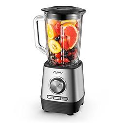 VAVA Smoothie Blender, Professional 500W Blender with 51 oz