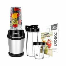 COSORI Upgraded Personal Blender, 10-Piece Smoothie & Shakes