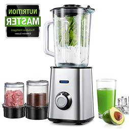 Smoothie Blender AICOOK Blenders Personal Single Serve for S