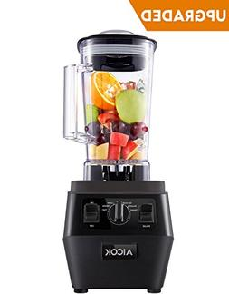 Smoothie Blender AICOK 1400W Professional High Speed Mixer 3