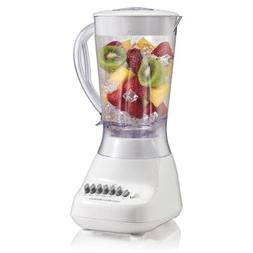 Smoothie 10-speed Blender White Is Ideal for Smoothies, Shak