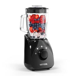 BESTEK Smoothie Blenders,350 Watts Blender for Shakes and Sm