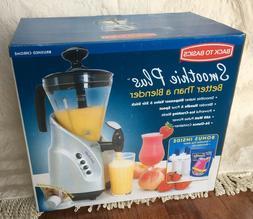 Back to BasicsSmoothie Plus --Better than a blender -Bra