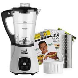 JumpStart SoupMate Pro Hot & Cold Blender, Juicer, Steamer,