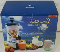 Back To Basics SP600B Smoothie Juicer Pro 600 Blender * 450W