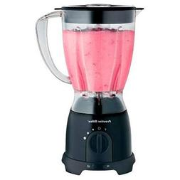 Proctor Silex Space Saver Blender with 48 oz Jar, Black