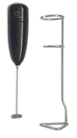 BellaCafe Stainless Steel Hand Held One Touch Electric Milk