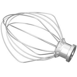 stainless steel wire whip mixer attachment