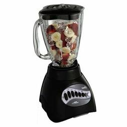 Sunbeam Products 6832 Blender, Core Style, 10-Speed, Black -