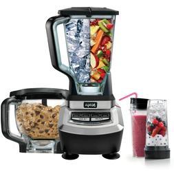 Ninja Supra Kitchen Blender System with Food Processor, BL78