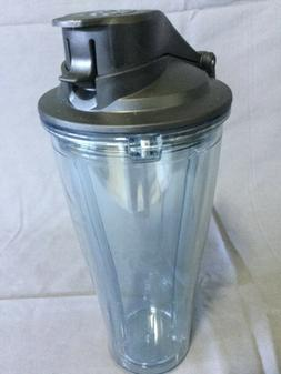Vitamix Tumbler 20-Oz. Container/Travel Cup - Clear  NEW