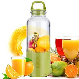 THYMY Juicer Cup Portable Blender Mini Juice Extractor Eletr