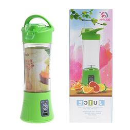 CUTEQ USB Mini Juicer Handheld Extractor Squeezer Smoothie M