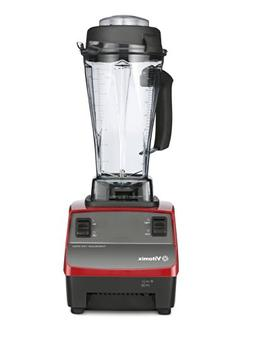 Vitamix Certified Reconditioned 1915 Two Speed Blender, Red